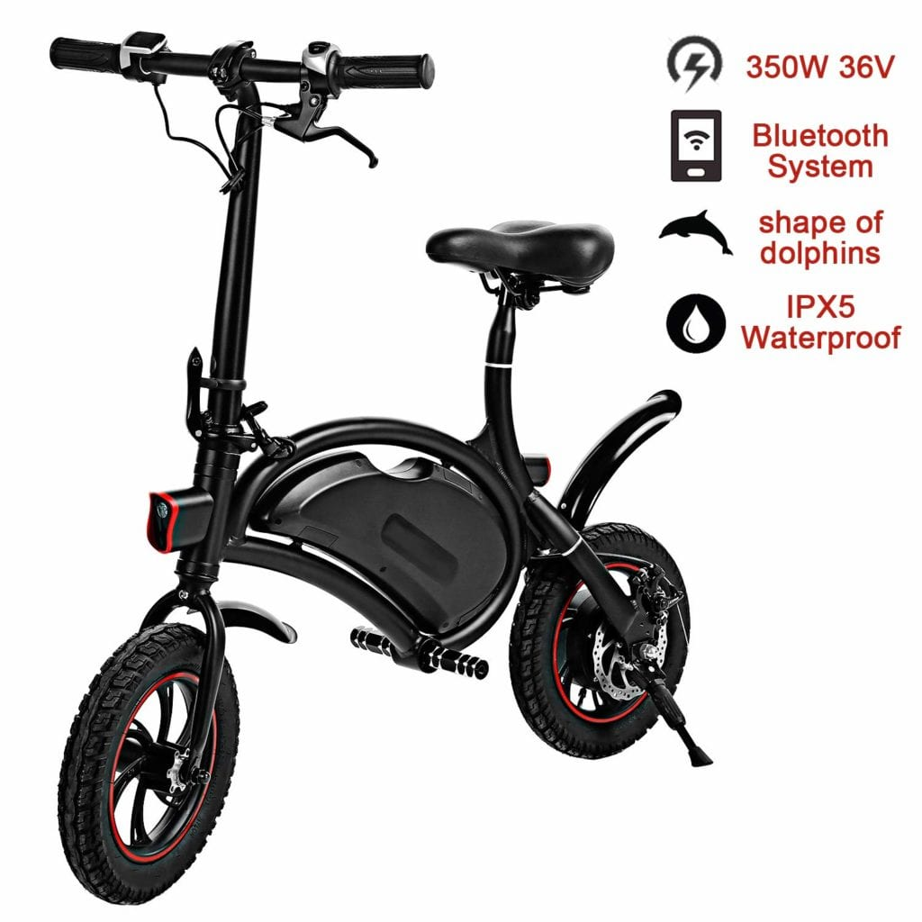 one of the best electric bikes under 1000 - Shaofu Folding