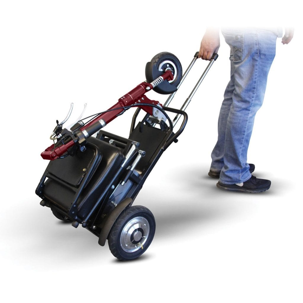 scooter portability
