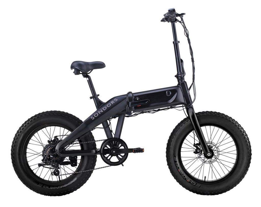 Sondors Fold X Premium Folding Electric Bike