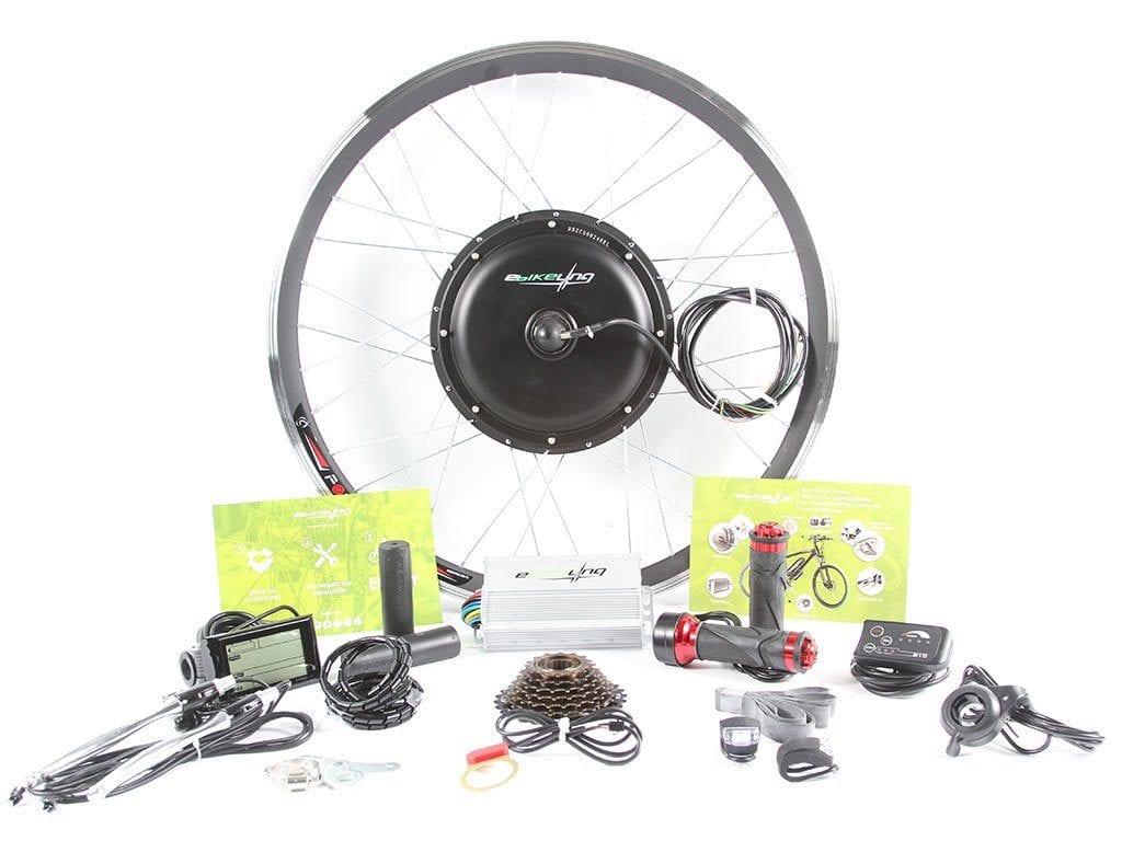 EBIKELING Direct Drive Motor e-Bike Conversion Kit