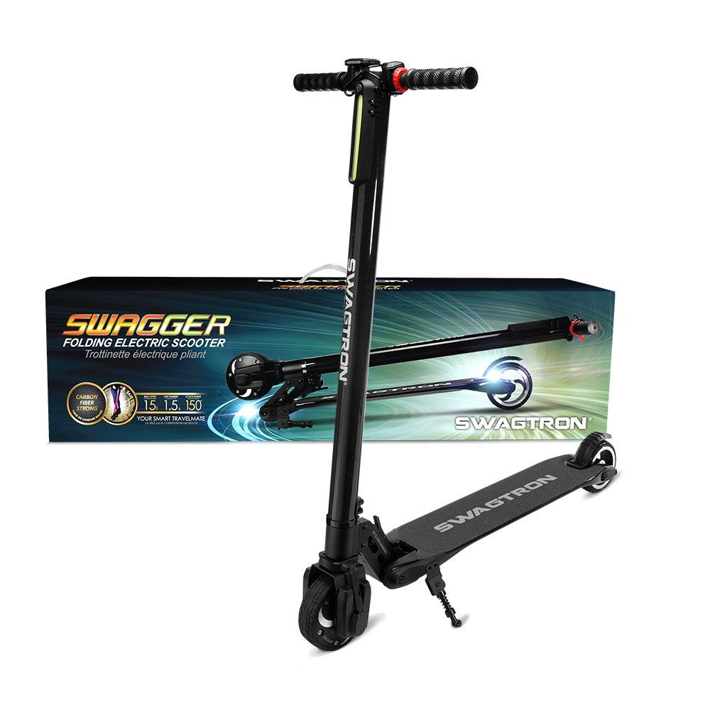 swagtron swagger electric scooter for kids