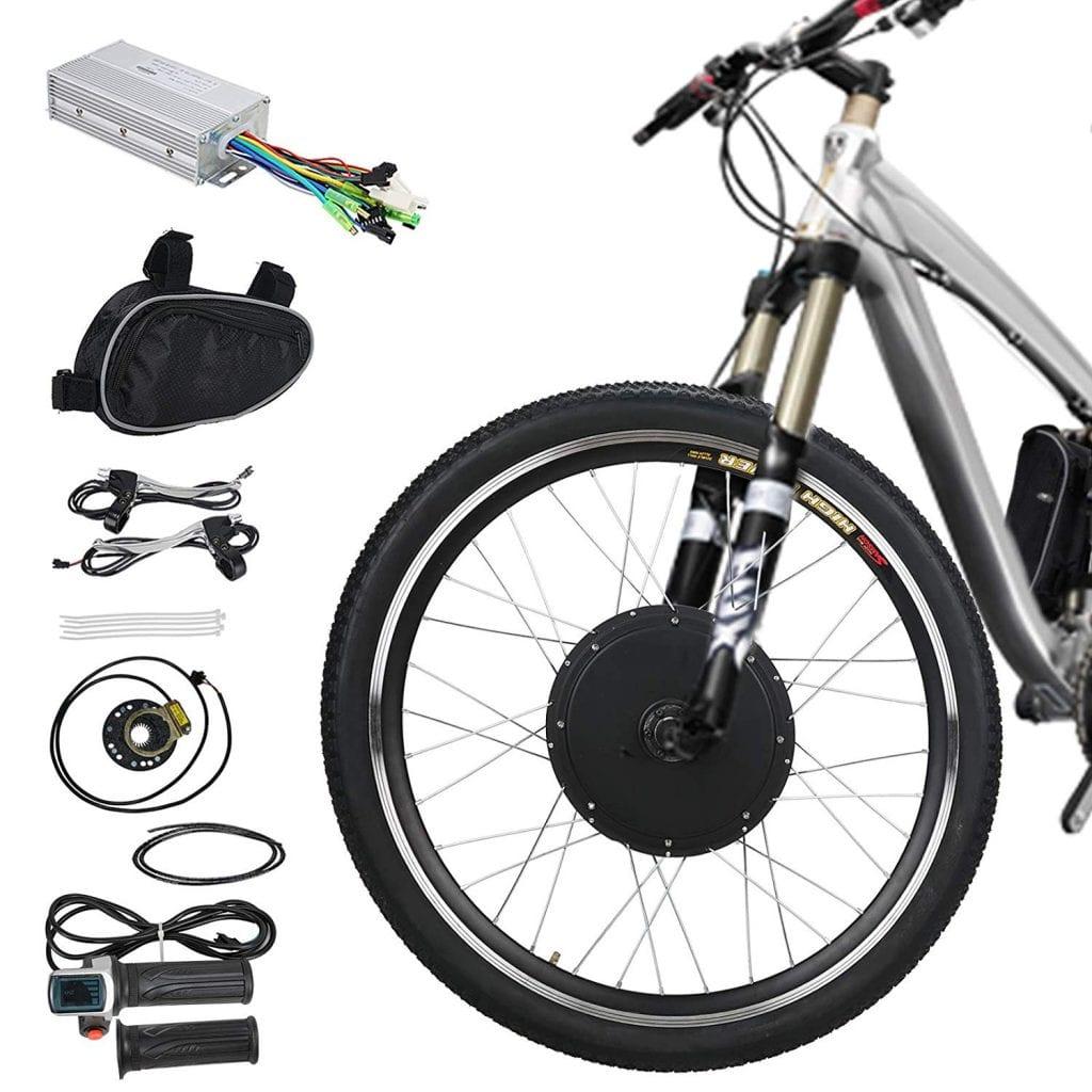 Voilamart Front Wheel E-Bike Conversion Kit - one of the best electric bike conversion kit