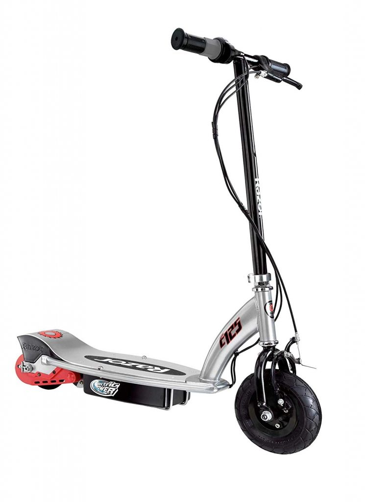 razor e125 electric scooter for kids