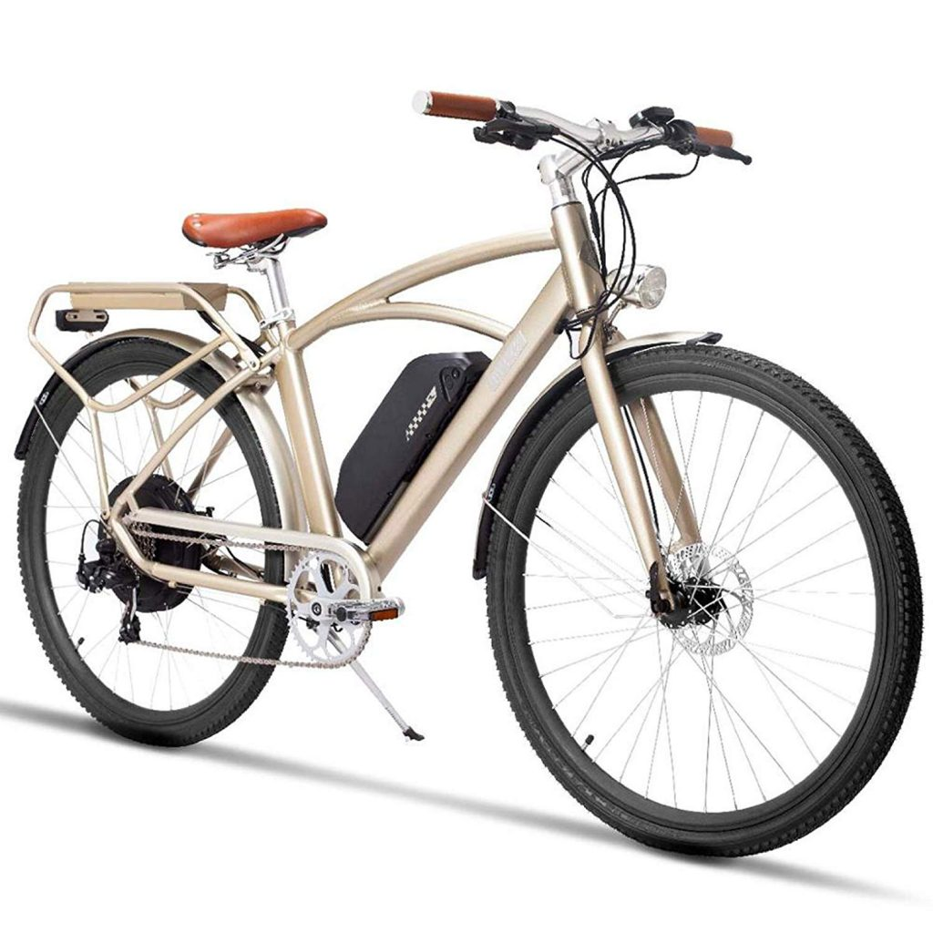 MZZK 700C Electric Bike