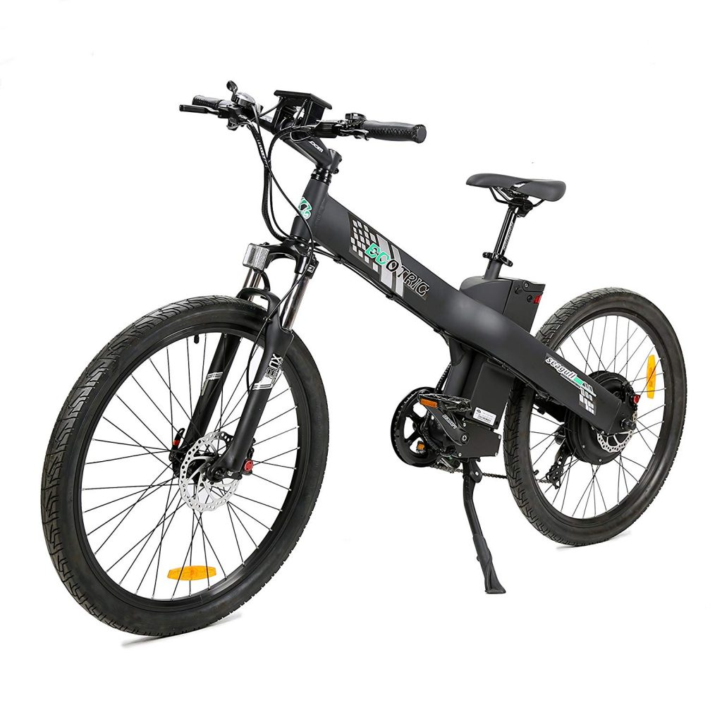 "Ecotric 26"" Electric Bike 2018 Update"