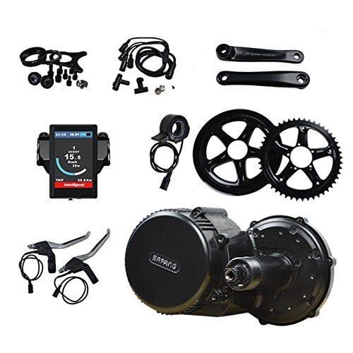 Bafang 8fun Mid-Drive Conversion Kit