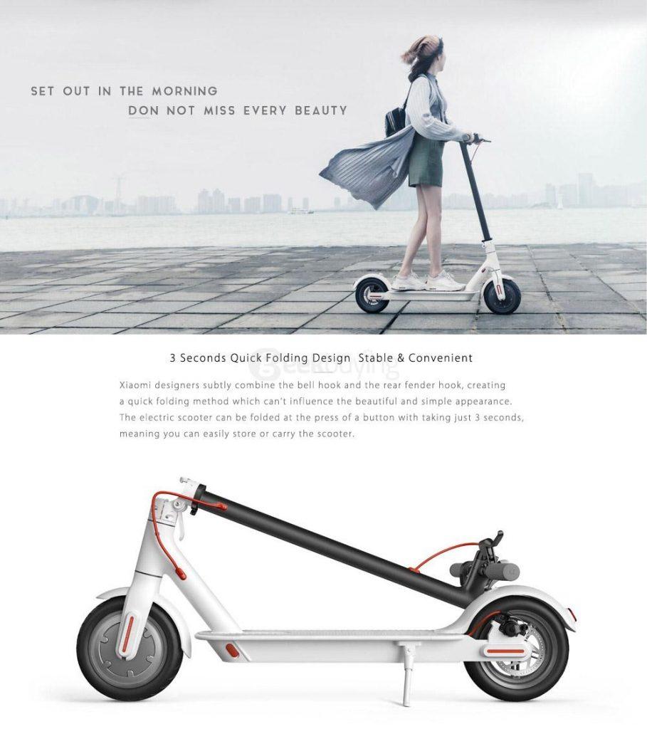 Xiaomi m365/m365 pro VS Segway by Ninebot ES2/ES4 - Best