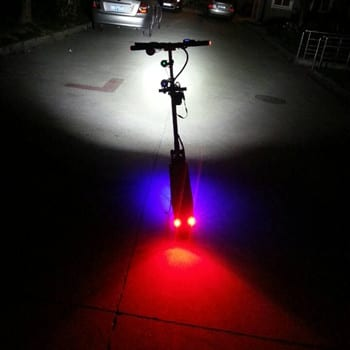 lights for scooter