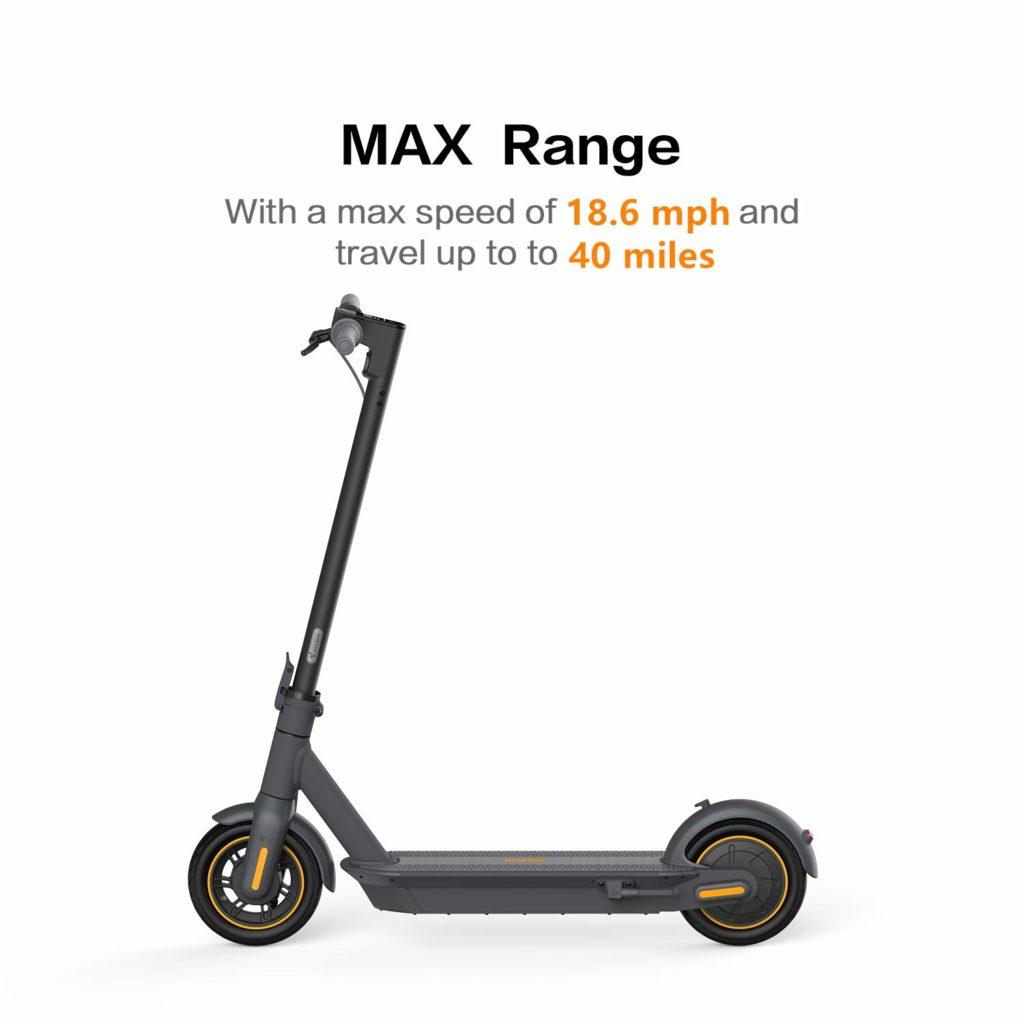 max range