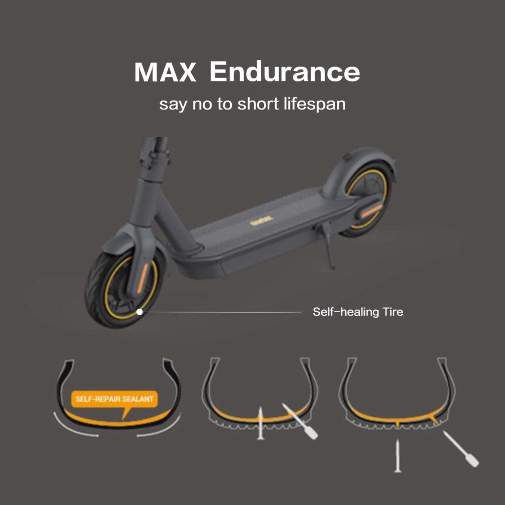 max endurance