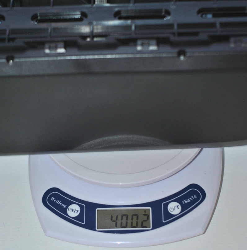 electric bike battery weight