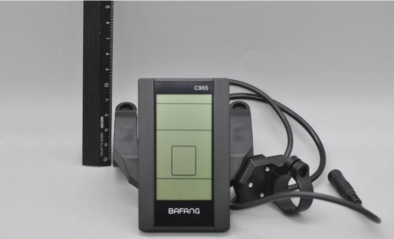 electric bike LCD