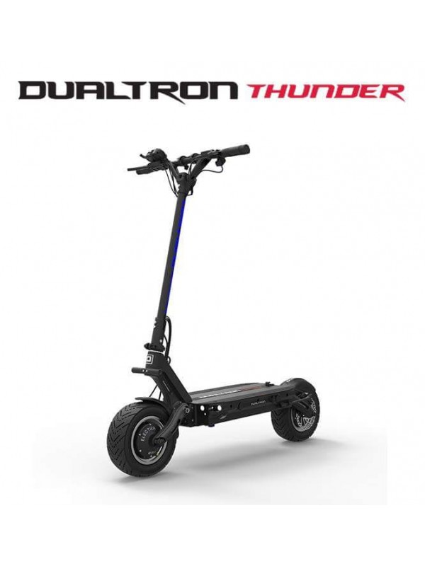 dualtron thunder first look