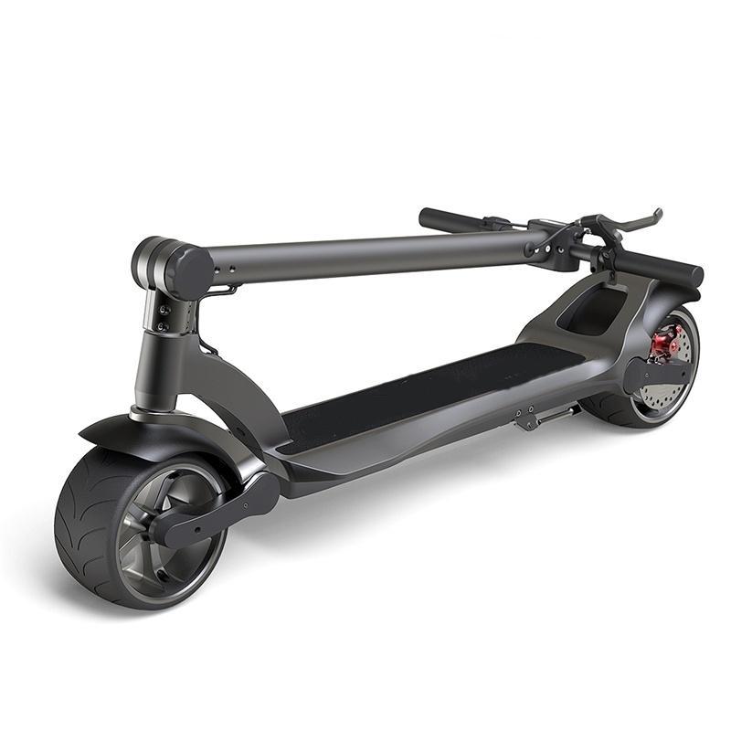 Mercane Wide Wheel Scooter design