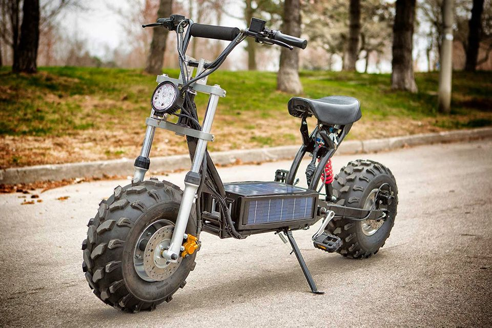 best off-road electric scooter