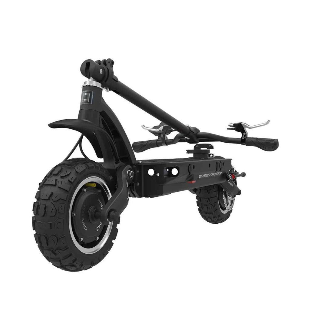 dualtron ultra folding electric scooter