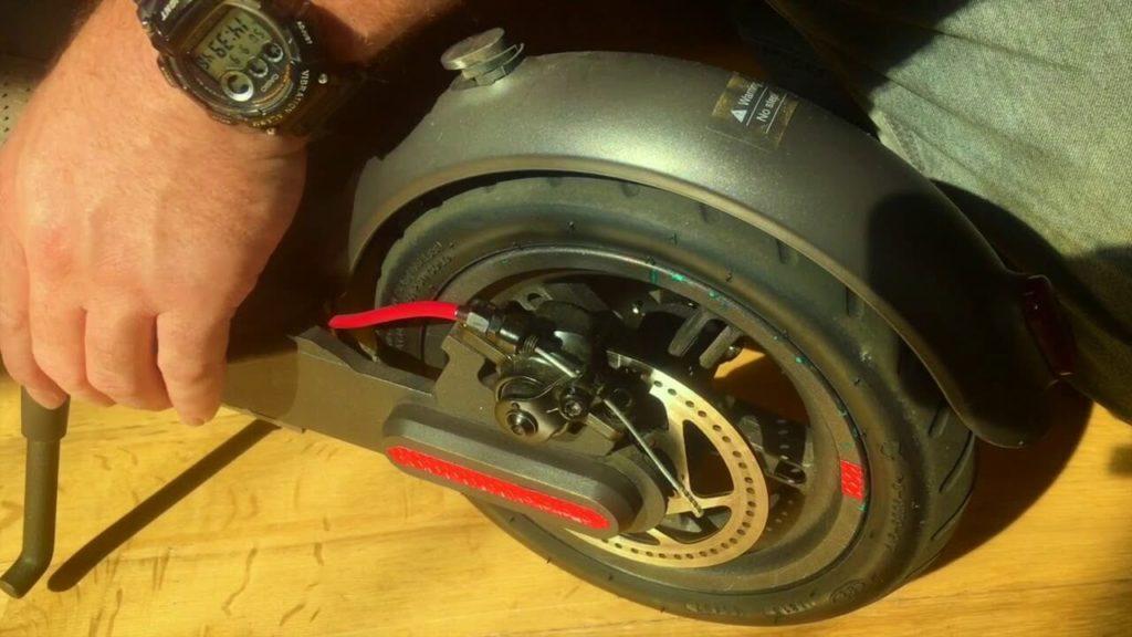 xiaomi m365 brakes