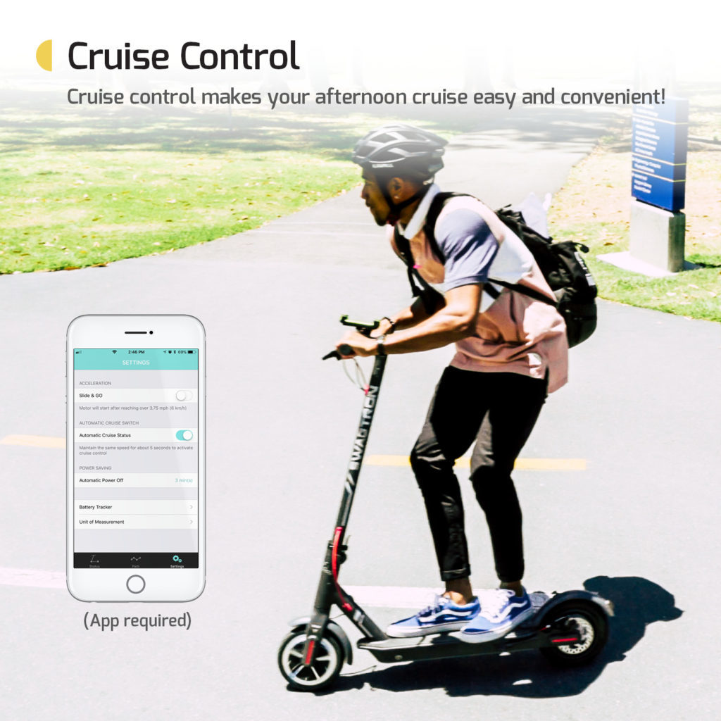 swagtron 5 cruise control mobile app