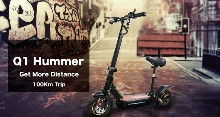 q1 hummer electric scooter